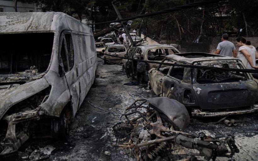 Ντοκουμέντο: Τα ηχητικά της ΕΛ.ΑΣ. την ώρα της τραγωδίας στο Μάτι