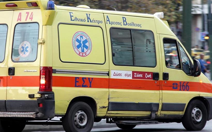 Βόλος: Τρεις τραυματίες σε τροχαίο στην οδό Λαρίσης