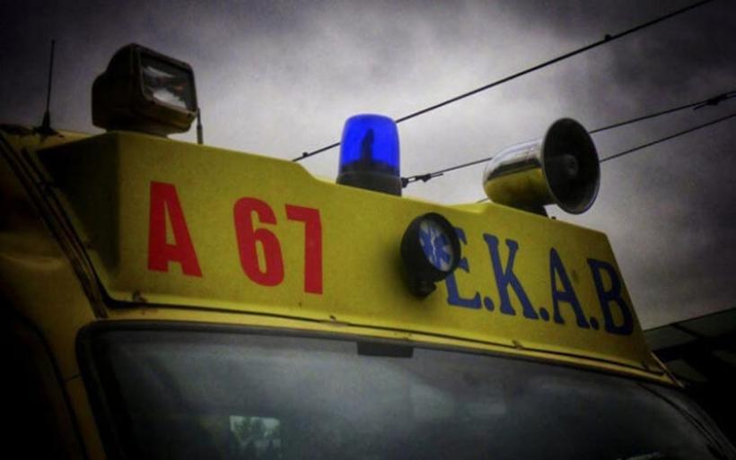 Θεσσαλονίκη: Αποκολλήθηκε μάρμαρο από πολυκατοικία και τραυμάτισε 16χρονη