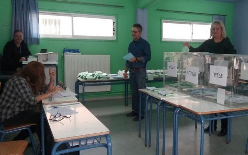 Η ΔΑΚΕ νικήτρια των εκλογών στις εκλογές των εκπαιδευτικών