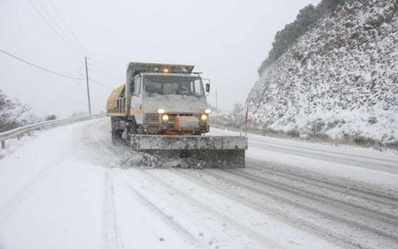 Περιφέρεια Θεσσαλίας: Έκτακτο Δελτίο Επιδείνωσης Του Καιρού