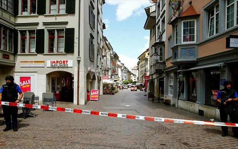 Εκκενώθηκε εμπορικό κέντρο στην Ελβετία λόγω απειλής για βόμβα