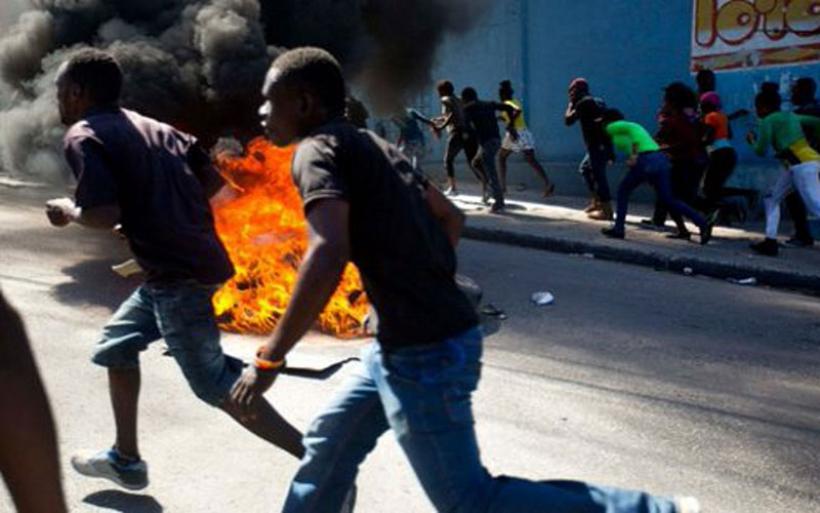 Αϊτή: Ομαδική απόδραση κρατουμένων εν μέσω αντικυβερνητικής διαδήλωσης