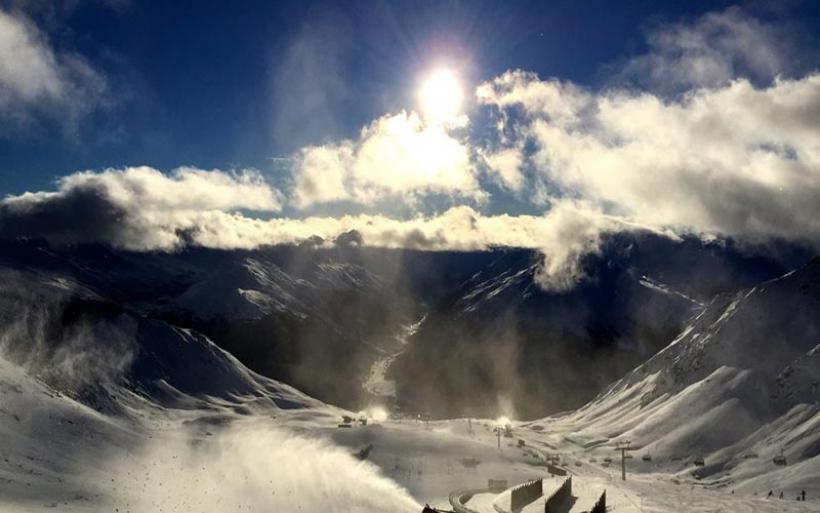 Κλιματική αλλαγή: Το χιόνι εξαφανίζεται σταδιακά στην Ελβετία