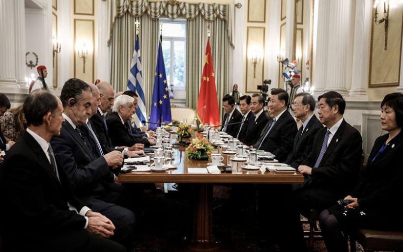 Αυτές είναι οι 16 συμφωνίες που θα υπογραφούν στο πλαίσιο της επίσκεψής Σι Τζινπίνγκ στην Αθήνα