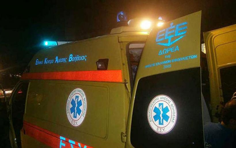 Τροχαίο με εγκατάλειψη τραυματισμένων στο κέντρο του Βόλου