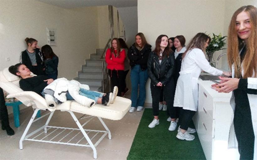 Διδακτικές επισκέψεις του 1ου ΕΠΑΛ Αλμυρού