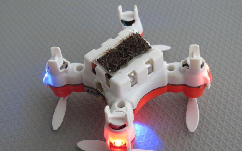 Drones σε ρόλο μελισσών -Θα επικονιάζουν λουλούδια