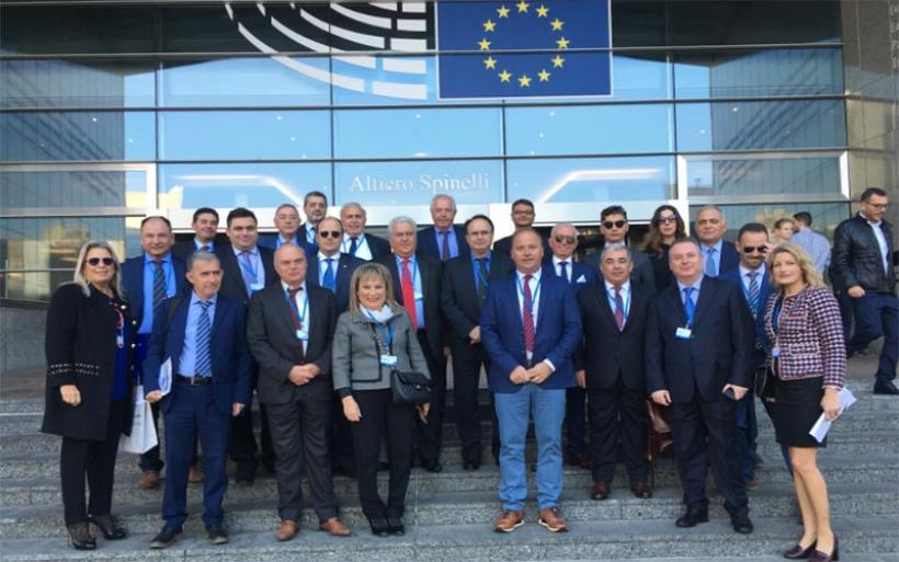 Στο 5ο Ευρωπαϊκό Κοινοβούλιο Επιχειρήσεων το Επιμελητήριο Μαγνησίας