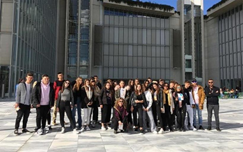 Διήμερη εκπαιδευτική επίσκεψη του  1ου ΕΠΑΛ Αλμυρού στην Αθήνα