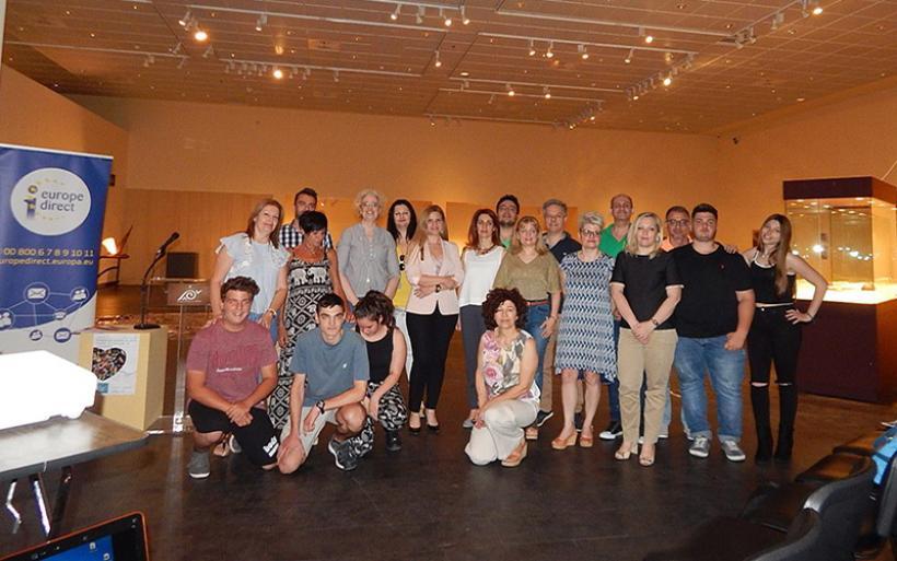 Σε πρόγραμμα για το δίκτυο Teachers4Europe συμμετείχε το 1ο ΕΠΑΛ Αλμυρού