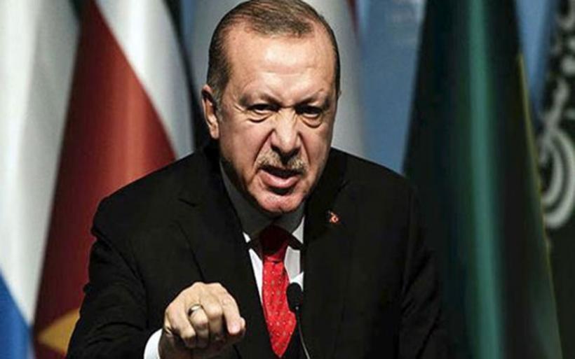 Απασφάλισε ο Ερντογάν: Ας είμαστε έτοιμοι για Γ' Παγκόσμιο Πόλεμο!