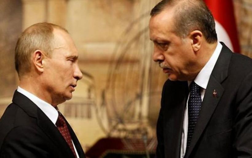 Πούτιν & Ερντογάν συζήτησαν από τις ντομάτες έως τους S-400