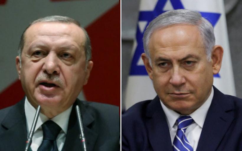 Ερντογάν: Έχεις παλαιστινιακό αίμα στα χέρια σου - Νετανιάχου: Βομβαρδίζεις χρόνια αμάχους