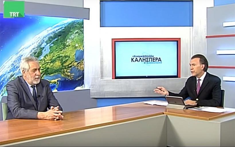 Ο Υποψήφιος Δήμαρχος Αλμυρού Δημήτρης Εσερίδης στην TRT (βίντεο)