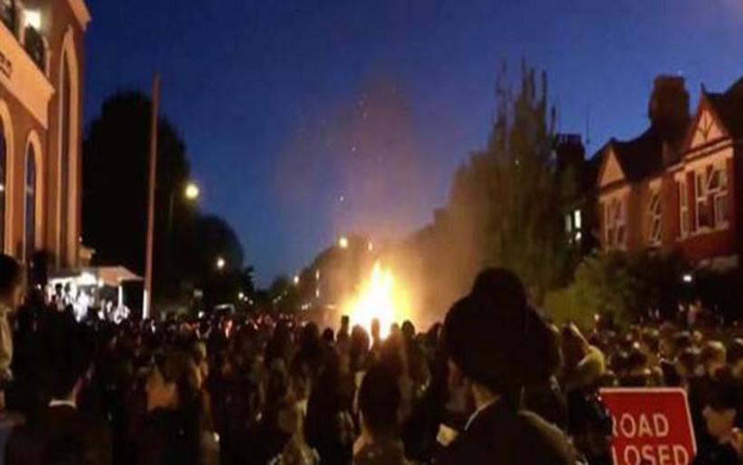 Εκρηξη σε εβραϊκή γιορτή στο βόρειο Λονδίνο- 30 τραυματίες