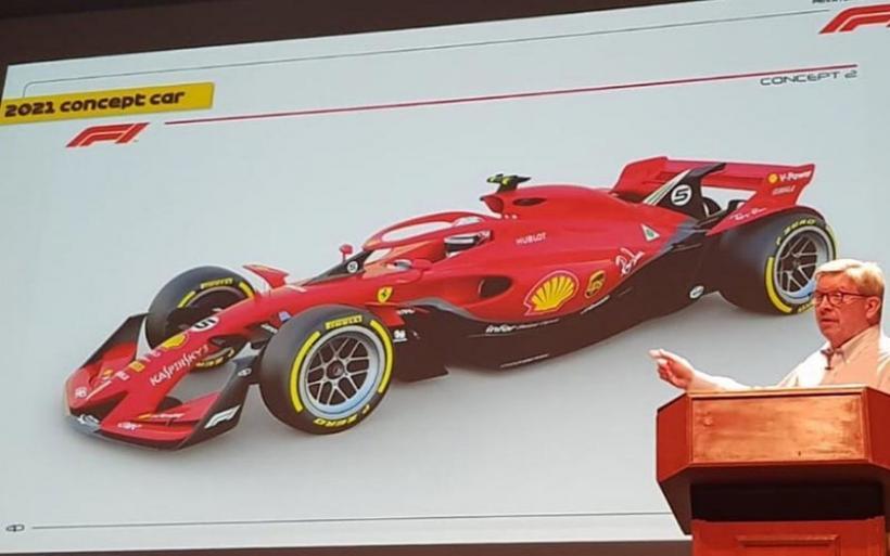 Formula 1: Έτσι θα είναι τα μονοθέσια το 2021