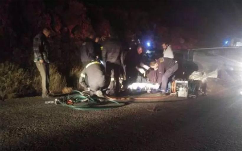 Δυστύχημα στα Φάρσαλα: 20χρονος πήδηξε από κλεμμένο αυτοκίνητο και σκοτώθηκε