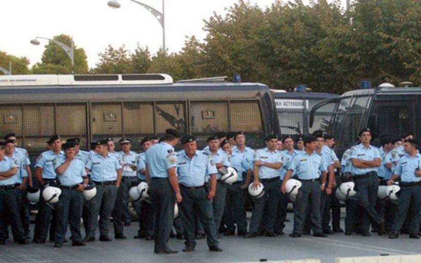 Θεσσαλονίκη: Δρακόντεια μέτρα ασφαλείας εν όψει της τριμερούς Ελλάδας - Κύπρου - Ισραήλ