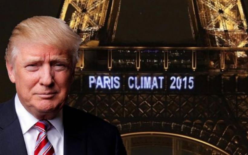 Ο Τραμπ αποσύρει τις ΗΠΑ από τη συμφωνία για το κλίμα