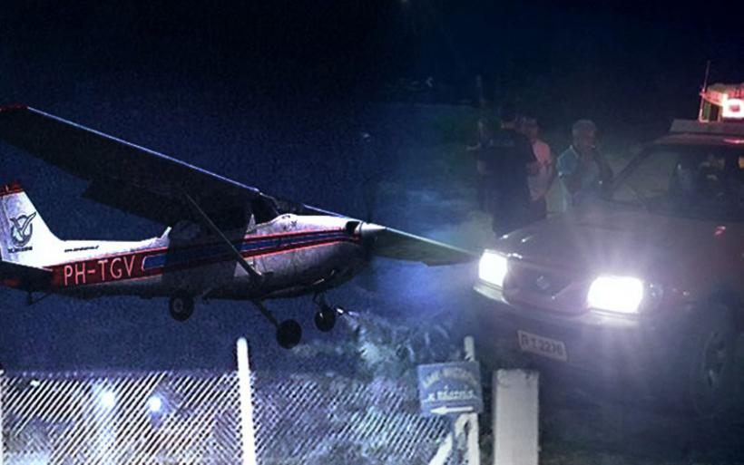 Τραγωδία στη Λάρισα: Νεκροί και οι δύο επιβαίνοντες του αεροσκάφους που κατέπεσε