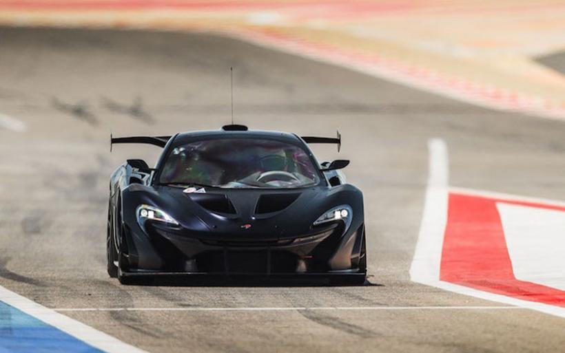 Πιο «καυτή» από ποτέ η McLaren P1