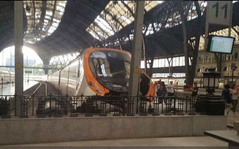 Σιδηροδρομικό ατύχημα με τρένο στη Βαρκελώνη, 48 τραυματίες