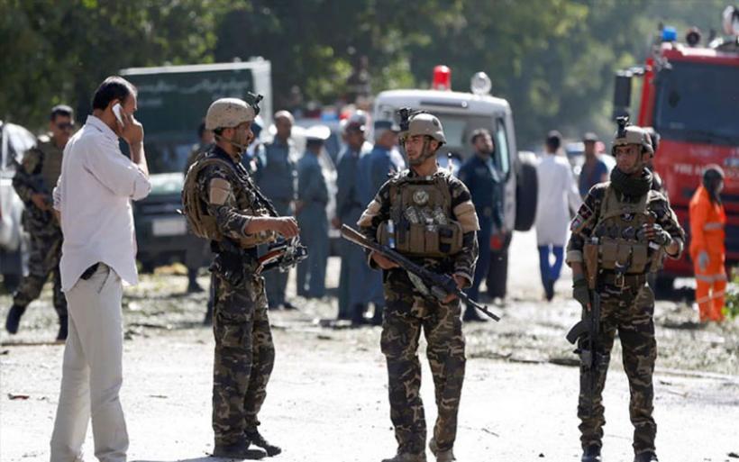Οι Ταλιμπάν πίσω από την επίθεση αυτοκτονίας στη Καμπούλ - Στους 35 οι νεκροί