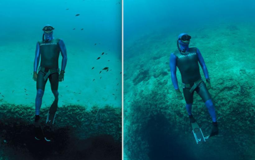Στο βυθό της θάλασσας με μία ανάσα: τα πάντα για τις καταδύσεις άπνοιας