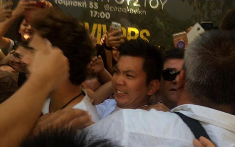 Χαμός στη Θεσσαλονίκη για τους Μάριο, Τσανγκ και Βασάλο -Εκλεισε η Τσιμισκή