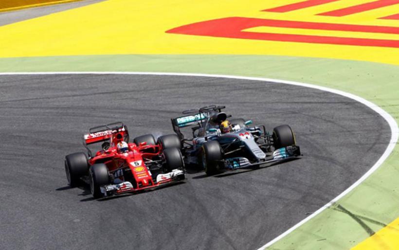 GP Ισπανίας 2017: Νίκη Χάμιλτον με βοήθεια Μπότας - 2ος τερμάτισε ο Φέτελ