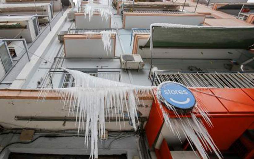Χωρίς νερό η Θεσσαλονίκη -Λόγω διαρροών από τον παγετό και υπερκατανάλωσης