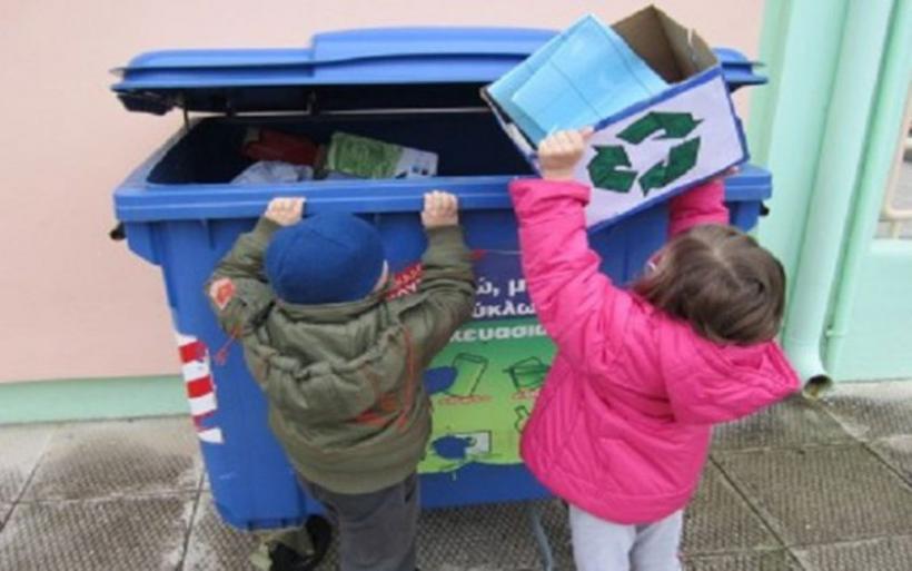 Πρόστιμα από 200 ως 500 ευρώ στους πολίτες για την ανακύκλωση