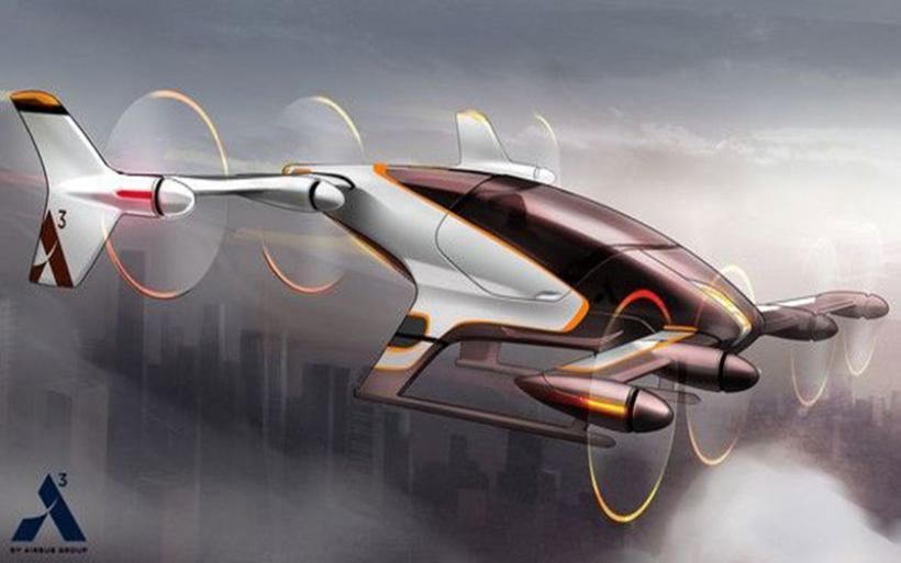 Το ιπτάμενο αυτοκίνητο είναι εδώ – Έως το τέλος του χρόνου οι πρώτες δοκιμές