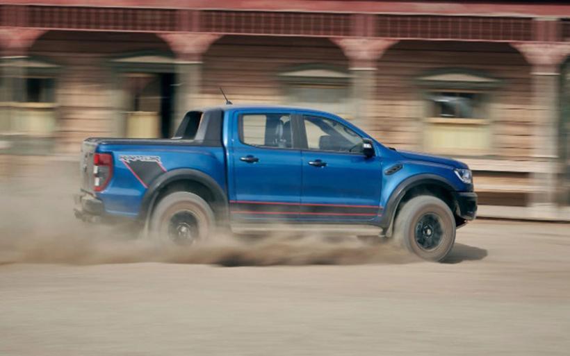 Νέα ειδική έκδοση του Ford Ranger Raptor
