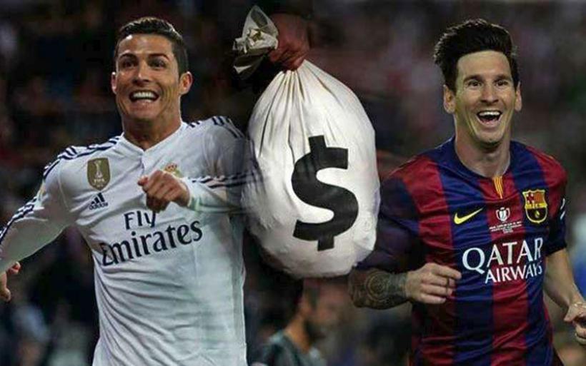 Οι αστέρες του αθλητισμού, αστέρες της φοροδιαφυγής
