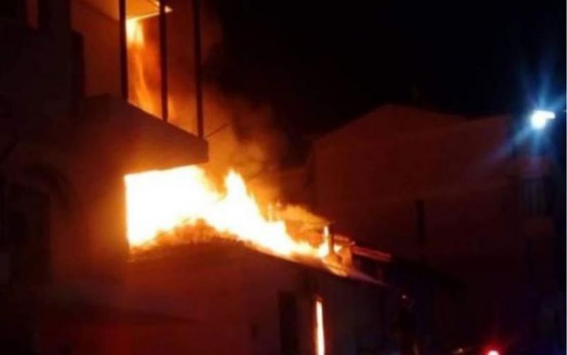 Κοζάνη: Νεαροί έσωσαν ηλικιωμένη από φωτιά στο σπίτι της όταν προσπάθησε να ανάψει τη σόμπα