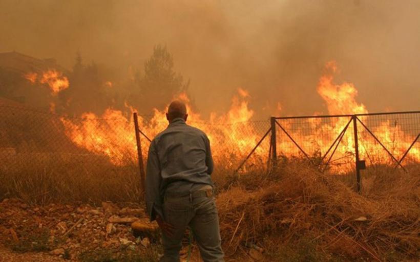 Φωτιά στο Μάτι: Ένας ο αγνοούμενος με βάση τις δηλώσεις εξαφάνισης