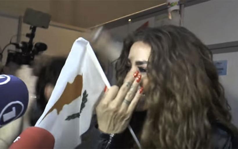 Τα δάκρυα της Φουρέιρα για την 2η θέση στη Eurovision: Είμαστε νικητές