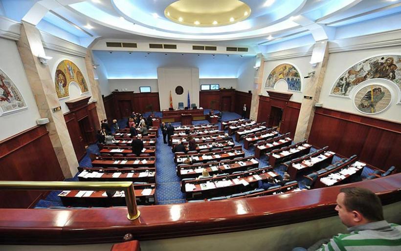 Σήμερα η κρίσιμη ψηφοφορία στα Σκόπια- Έκκληση Ζάεφ στους βουλευτές να ψηφίσουν
