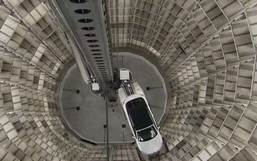 Το μεγαλύτερο κέντρο παράδοσης οχημάτων στον κόσμο!