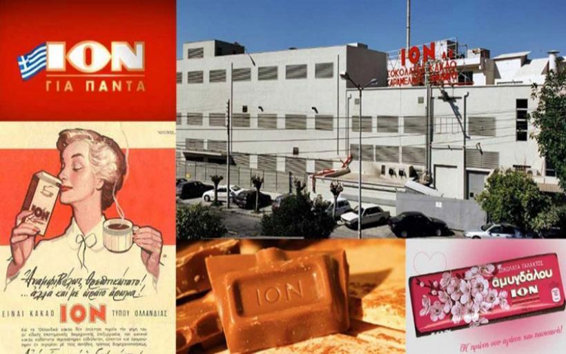 Κέρδη ρεκόρ 168,8% για τη σοκολατοποιία ΙΟΝ