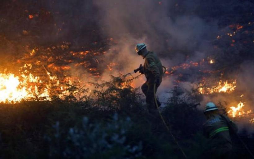 Στις φλόγες η Ιβηρική Χερσόνησος - Νεκροί σε Πορτογαλία και Ισπανία