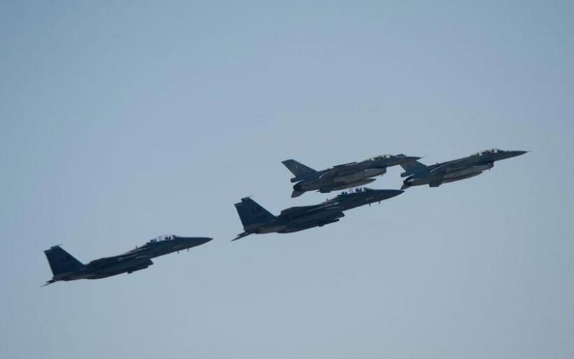 Νέες υπερπτήσεις τουρκικών μαχητικών πάνω από Οινούσσες και Παναγιά