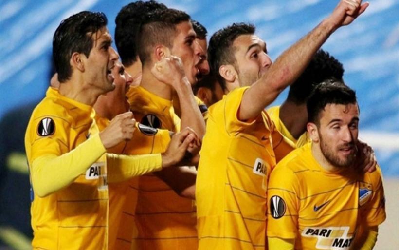 Ιστορική πρόκριση για το ΑΠΟΕΛ - νίκησε 2-0 την Μπιλμπάο - πιθανός αντίπαλος του Ολυμπιακού