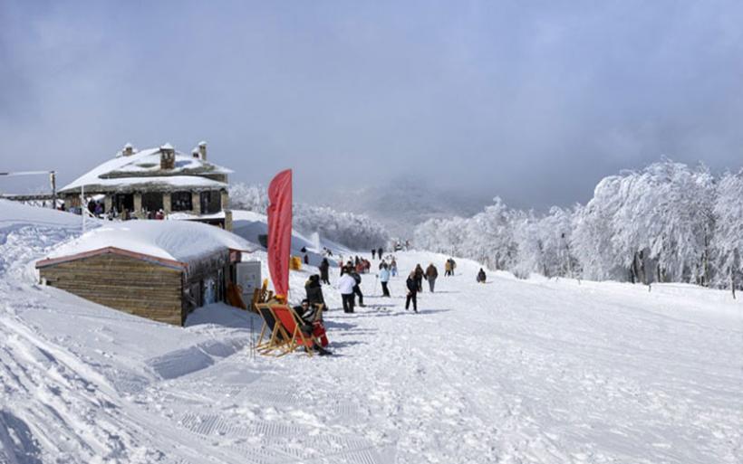 Ξεπέρασαν φέτος τους 20.000 οι επισκέπτες στο Χιονοδρομικό Κέντρο Πηλίου