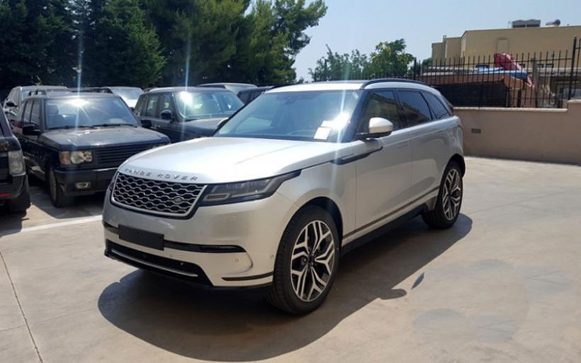 Ήρθε το νέο Range Rover Velar - Δείτε το πρώτο επί... ελληνικού εδάφους