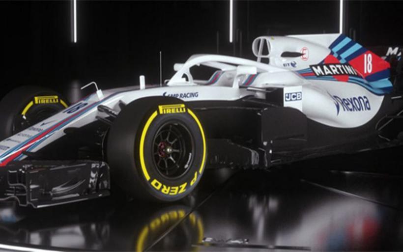 Η Williams παρουσίασε το νέο της μονοθέσιο με κωδικό FW41 (video)