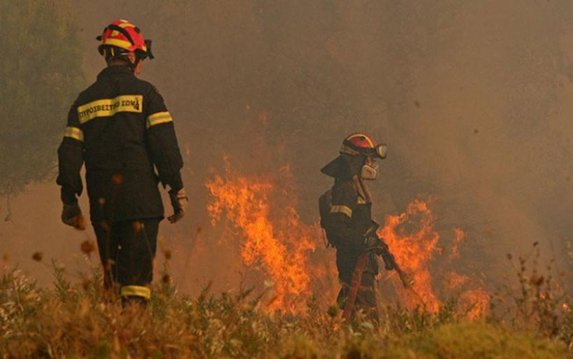 Έναρξη αντιπυρικής περιόδου από 1/5– Συμβουλές από την Πυροσβεστική Υπηρεσία Μαγνησίας