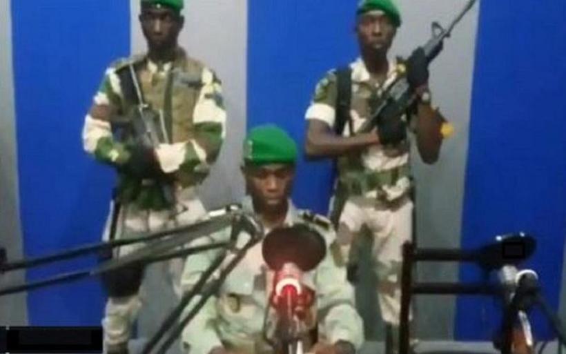 Aπόπειρα πραξικοπήματος στην Γκαμπόν: Στρατιωτικοί έχουν καταλάβει τη δημόσια τηλεόραση